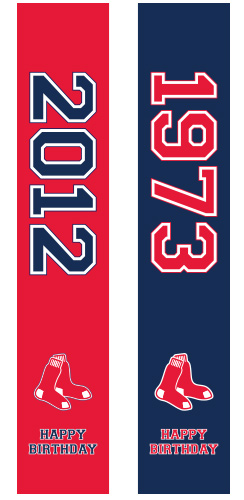 Red Sox Free Fonts - New England Reprographics